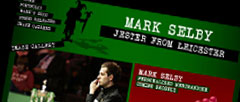Mark Selby Site